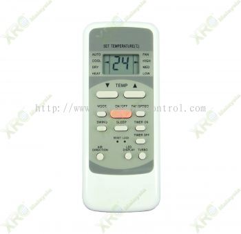 R51D/CB YORK AIR CONDITIONING REMOTE CONTROL