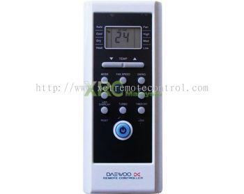 R18A/BGE DAEWOO AIR CONDITIONING REMOTE CONTROL
