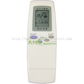 RFL-0301E CARRIER AIR CONDITIONING REMOTE CONTROL
