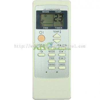 CRMC-A656JBEZ SHARP AIR CONDITIONING REMOTE CONTROL