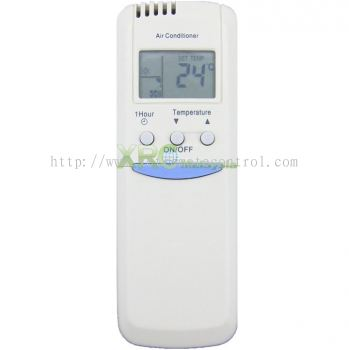 RCS-5E1N SINGER AIR CONDITIONING REMOTE CONTROL