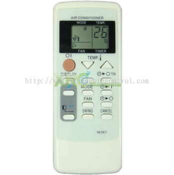 CRMC-A746JBEZ SHARP AIR CONDITIONING REMOTE CONTROL