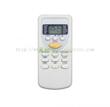 ZH/JT03 FUJIAIRE AIR CONDITIONING REMOTE CONTROL