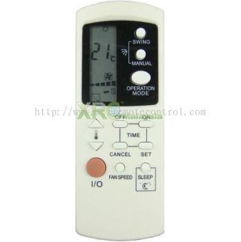 GZ1002A-E3 HESSTAR AIR CONDITIONING REMOTE CONTROL