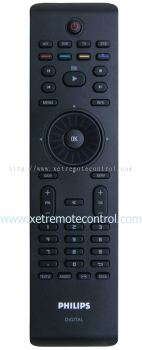 RC2084407-01B PHILIPS LCD/LED TV REMOTE CONTROL