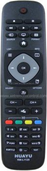 RM-L1125 PHILIPS LCD/LED TV REMOTE CONTROL