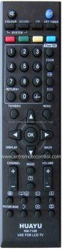 RM-C2020 JVC LCD/LED TV REMOTE CONTROL
