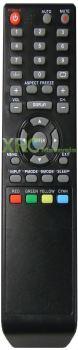 AK-ALE19600HDU AKAI LCD/LED TV REMOTE CONTROL
