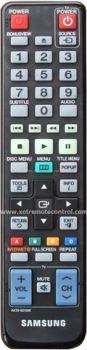 AK59-00104R SAMSUNG BLU-RAY DVD REMOTE CONTROL