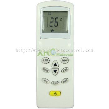 DG11D1-03 PENSONIC AIR CONDITIONING REMOTE CONTROL