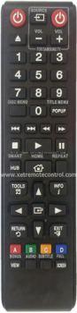 RM-D1087 SAMSUNG BLU-RAY DVD REMOTE CONTROL