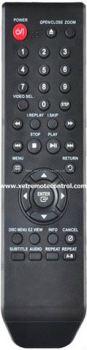 AK59-00054C SAMSUNG DVD REMOTE CONTROL