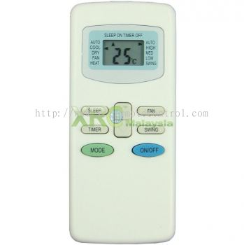 PCL-03B PENSONIC AIR CONDITIONING REMOTE CONTROL