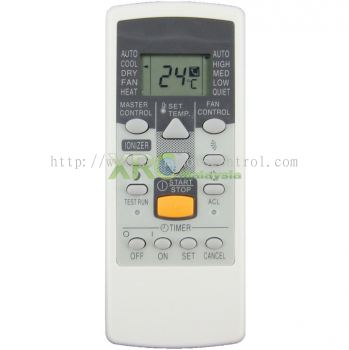 AR-PV2 GENERAL AIR CONDITIONING REMOTE CONTROL