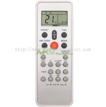 WC-L11SE TOSHIBA AIR CONDITIONING REMOTE CONTROL