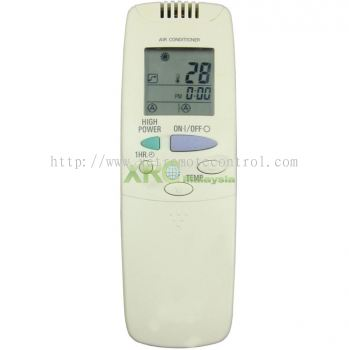 RCS-3MHVPAW4E(B) SANYO AIR CONDITIONING REMOTE CONTROL