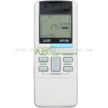 WS092LW WHIRLPOOL AIR CONDITIONING REMOTE CONTROL