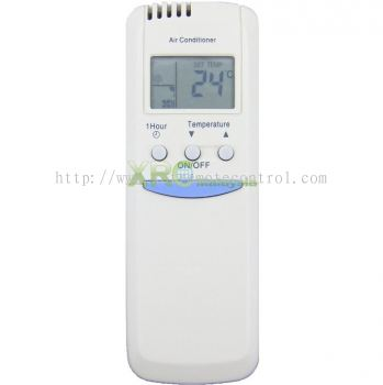 RCS-2S2EB SANYO AIR CONDITIONING REMOTE CONTROL
