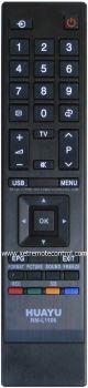 RM-L1106 TOSHIBA 3D SMART LCD/LED TV REMOTE CONTROL