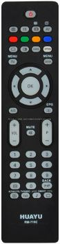 RM-719C PHILIPS LCD TV REMOTE CONTROL