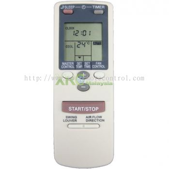 TOPAIRE AIR CONDITIONING REMOTE CONTROL