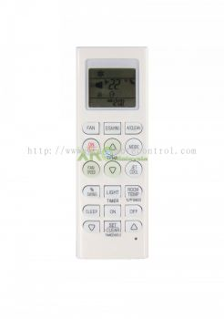 AKB73315602 LG AIR CONDITIONING REMOTE CONTROL