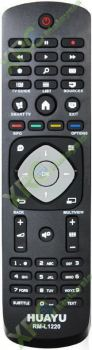 RM-L1220 PHILIPS LCD/LED TV REMOTE CONTROL