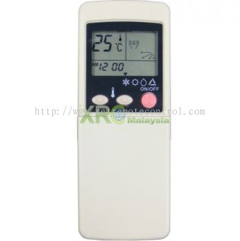 AC-S10C MECK AIR CONDITIONING REMOTE CONTROL