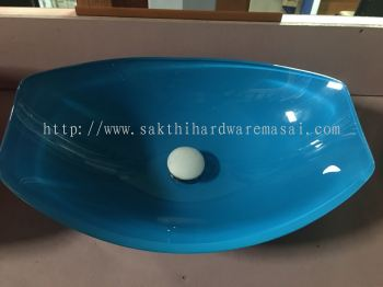 Tempered Glass Sink