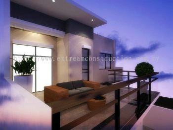 Design and Build - Bukit Indah