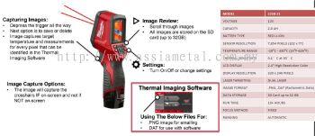M12 2258-21  Thermal Detector
