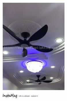 Promosi Cornice Siap Wiring ~ No XX , Jalan NB2 2/3 , Nusa Bestari