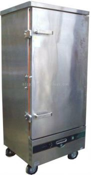 Gas Steamer 10 Trays (GRS-10) / Gas Pengukus 10 Dulang (GRS-10)