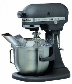 Kitchenaids Universal Flour Mixer KPM50 Heavy Duty (Matt Dark Grey)
