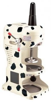 Taiwan Ice Shaver | Taiwan Ice Shaving Machine | Mesin Penghisar Ais (Dotted)