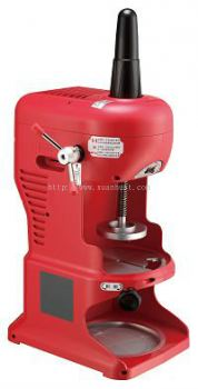 Taiwan Ice Shaver | Taiwan Ice Shaving Machine | Mesin Penghisar Ais (Red)