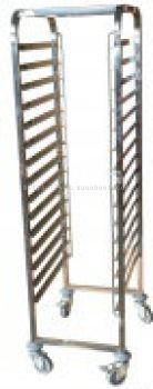 Cooling Rack/Trolley 15 Trays (KLR-15A) / Penyejukan Rak/Troli