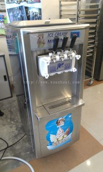Standing Ice Cream Machine (Soft Serve) / Mesin Ais Krem Berdiri (Lembut)