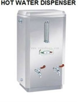 Hot water dispenser/water heat auto refill / pemanas air auto isi semula