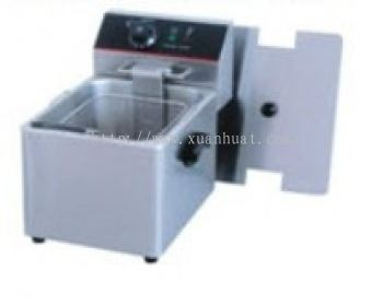 Electric Deep Fryer Single 8L