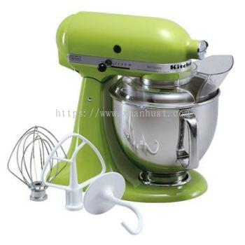 Kitchenaids Universal Flour Mixer KSM150 Artisan (Green)