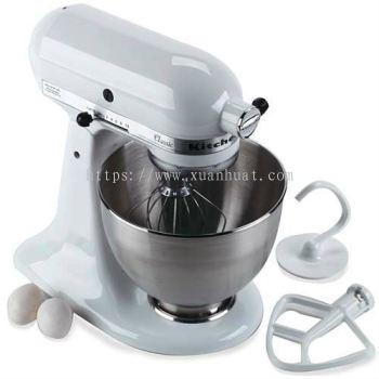 Kitchenaids Universal Flour Mixer KSM150 Artisan (White)
