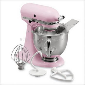Kitchenaids Universal Flour Mixer KSM150 Artisan (Pink)