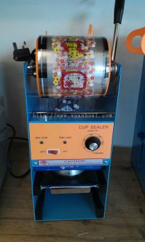 Manual Cup Sealer Machine / Mesin Manual Penutup Cawan