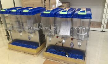 Juice Dispenser 3 x 18L / Pemerah Jus Dispenser 3 x 18L