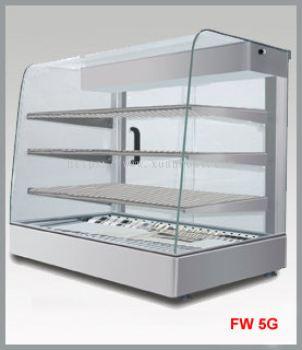Food Warmer Display FW5G / Tempat Pameran Makanan FW5G