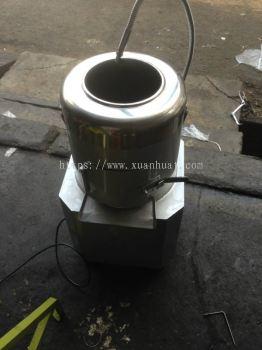 Potato Peeler / Mesin Membuang Kulit Kentang Automatik