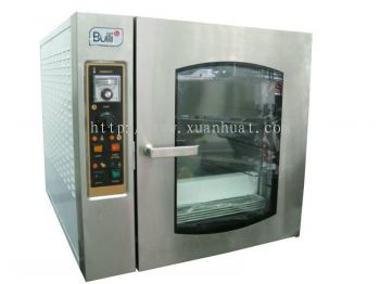 Bulli Combi Oven 4 Trays C/w Spray Steam