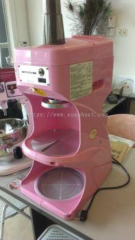 Taiwan Ice Shaver | Taiwan Ice Shaving Machine | Mesin Penghisar Ais (Pink)