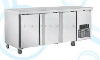 St.steel 6 Feet Counter Chiller or Freezer